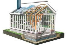 Drömmer du om att bygga ett orangeri? När du ger dig i kast med att bygga ett orangeri från grunden kan du lika gärna göra det helhjärtat. Vi visar dig hur!