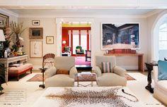 Eclectic Interior