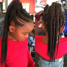 36 Best Back To School Hairstyles Images African Braids Plaits