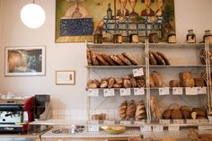 Day 2: Dinner would be at one of my favorite places in Berlin: Brot und Öl. They have the best pastries. I would buy them out.
