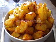 Pommes de terre croustillantes de Nigella Lawson