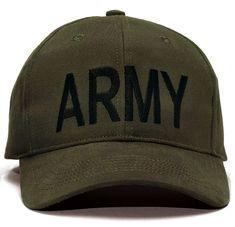 df47f11b2d732 army logo baseball cap olive drab embroidered black army insignia on olive  drab brusehd cotton twill cap.