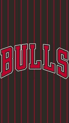 Chicago Bulls 1995 LogoChicago BullsIphone Wallpaper