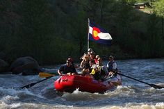 Rafting in Durango, Colorado! Durango Colorado, Colorado Trip, Great Places, Places To See, Norfolk Southern, Whitewater Rafting, Kayak Camping, Kayaking, Adventure