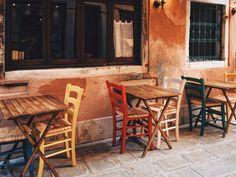 Street cafe in Cannaregio, Venice, Sep 2014