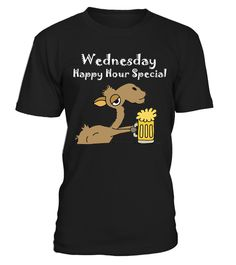 # Funny Funky Camel Drinking Beer On Hump Day .  Funny Funky Camel Drinking Beer On Hump Day
