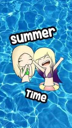 Lyna Youtube, Shared Folder, Girls World, Summer Time, Fan, Tobias, Chibi, Games To Play, Adoption