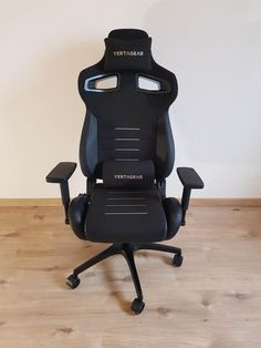 Vertagear PL4500 Review: Can The RGB Lights Make It Up? Best Gaming Setup, Gaming Room Setup, Gaming Chair, Steelcase Leap, Real Leather, Pu Leather, Review Games, Big Guys, Best Model