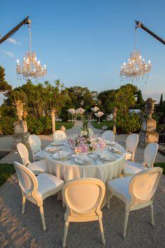 mariage dans le jardin la franaise de la villa ephrussi de rothschild saint - Villa Ephrussi De Rothschild Mariage