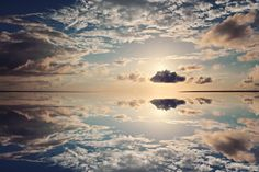 Heaven Reflection / Maurizio Makemenice