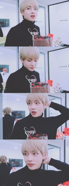 V's Surprise Birthday Party   #BTS #V