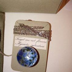 Dandelion necklace Real Dandelion jewelry Make a wish Dandelion Necklace, Flower Necklace, Flower Jewelry, Real Flowers, Blue Flowers, Resin Jewelry, Unique Jewelry, Dandelion Wish, Forget Me Not