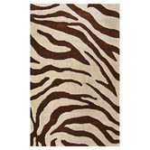 $200 less than RugsUSA and appears to be identical. Found it at Wayfair - Moderna Brown Zebra Print Rug