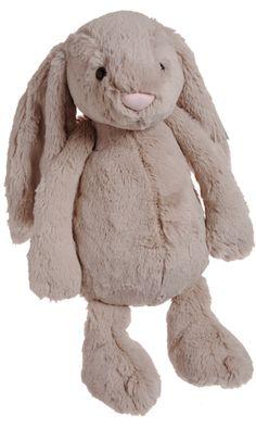 JELLYCAT  Bashful Bunny  $28