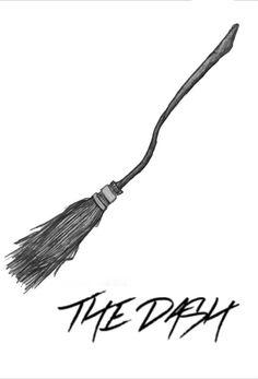 broom tattoo - Google Search