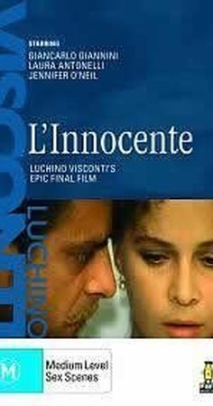 Directed by Luchino Visconti. With Giancarlo Giannini, Laura Antonelli, Jennifer O'Neill, Rina Morelli. Tullio Hermil is a chauvinist aristocrat who flaunts his mistress to his wife, but when he believes she has been unfaithful he becomes enamored of her again.
