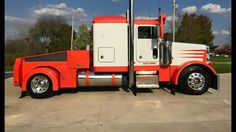 Nice Big Rig Trucks, New Trucks, Custom Trucks, Cool Trucks, Heavy Construction Equipment, Heavy Equipment, Mechanic Gifts, Little Truck, Shop Truck