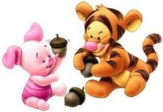 baby tigger and piglet winnie the pooh photo 7889554 fanpop winnie the pooh baby shower decorations Disney Winnie The Pooh, Piglet Winnie The Pooh, Winne The Pooh, Winnie The Pooh Friends, Tigger, Muppet Babies, Disney Babies, Baby Disney Characters, Disney Pixar