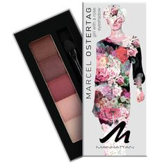Manhattan Spring 2013 Marcel Ostertag Eyeshadow Palette 3 photo