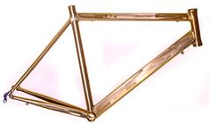 Road Bike Frames - Road Tri Bike Frame 55cm Medium 700c 6061 Aluminum Unpainted  Headset NEW ** To view further for this item, visit the image link.
