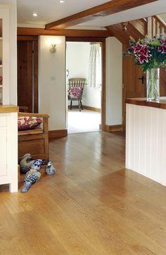 Oak Engineered Board Cognac Pre-oiled 210 x 20 mm, code OLCO/210. The Natural Wood Floor Company | SW18 1EG