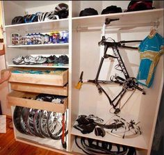 bicycle man cave - Google Search