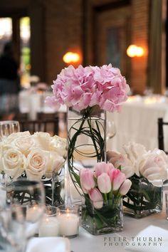Pink #weddingflowers. #pinkwedding #wed101 #centerpiece. Zuzu's Petals   http://wed101.com/budget/vendor-details/1177/3/rf/wedding-vendors/wedding-flowers-decorations