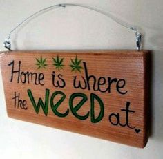 Sure is and my Pool Table I'm staying home , And you all Enjoy the Weekend Please Marijuana Decor, Medical Marijuana, Marijuana Recipes, Smoking Weed, Smoking Room, Stoner Room, Stoner Art, Weed Humor, Weed Memes