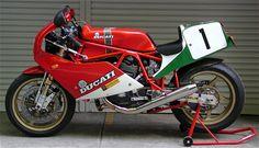 DUCATI 750 F1 Special