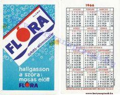 1966 - 1966_0076 - Régi magyar kártyanaptárak