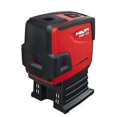 Hilti 00411279 PMP 45 Plumb and Square Point Laser Kit Five laser beams for  maximum versatility 86324d4aee