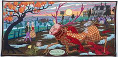 Grayson Perry walks us through the taste tribes of Great Britain, highlighting the different things we choose to eat, wear, read and drive in a morality tale inspired by Hogarth's A Rake's Progress