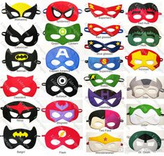 Wholesale Masquerade Masks - Buy Halloween Mask for Children Cosplay Eye Mask Party Mask Masquerade Masks Performance Mask Superman/Batman Mask Eye Shade for Superman Cape, $1.07 | DHgate