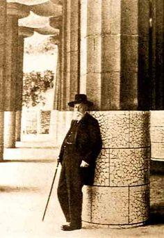 Park Güell / Album / Foto de la época