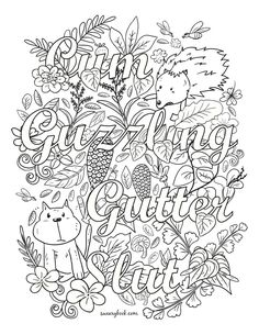Adult Coloring Pages Books