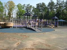Notes from a Mom in Chapel Hill (A Guide): Morreene Road Park - Durham