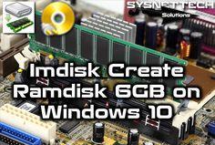 Imdisk Create RamDisk 6GB on Windows 10 ------------------------------------------------------------------------------------------ https://www.sysnettechsolutions.com/en/windows/imdisk-create-ramdisk-6gb-windows-10/ ------------------------------------------------------------------------------------------ #Windows #Windows10 #WindowsPerformance #Performance #Imdisk #WhatisImdisk #ImdiskRamDisk #ImdiskVirtualDisk #ImdiskToolkit #CreatingImdisk #ImdiskCreateRamDisk #RamDisk…