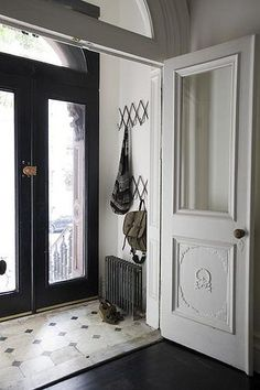 classic entryway