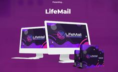 LifeMail App Review + OTO - by Amit Gaikwad - Brand New System Mail Autoresponder Unlimited Powered With Fastest Smtp That Help You Send Unlimited Emails To Subscriber Profits 100% Hosted On Reliable Cloud Server And Optimized For Seamless Mobile Optin Forms Email Templates In Just Three Easy Step Email Editor, Business Emails, Email Templates, Cloud Based, Email Marketing, Knowledge, Clouds, App, Building