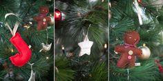 Christmas decorations - homemade