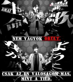 Tokyo Ghoul, Depressed, Hungary, Manga Anime, Quotations, Poems, Kawaii, Messages, Thoughts