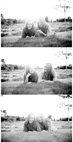 Cute sister session
