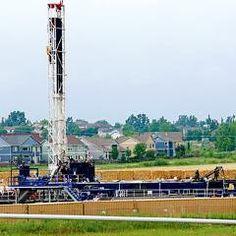 Gaz et pétrole de schiste: plus d'hospitalisations à proximité des puits | Psychomédia