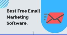 New to email marketing and worried about which email marketing service to choose? why not try the best free email marketing software plans first & decide after?