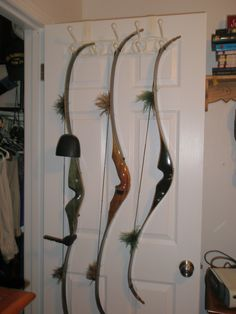 How To Build A Recurve Bow Rack