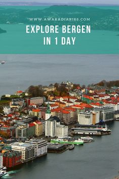 I had just one day to explore Bergen in Norway and this is how I spent my day, trying to make the most of it. Undoubtedly, even for 1 day do visit Bergen on your trip to Norway. Europe On A Budget, Travel Tips For Europe, Travel Destinations, Budget Travel, Norway Travel, Spain Travel, Norway Bergen, Visit Bergen, Road Trip Europe