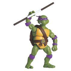 Teenage Mutant Ninja Turtles Retro Turtle Donatello