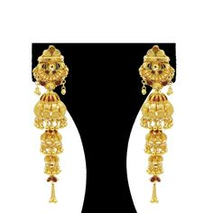 Gold Ring Designs, Gold Earrings Designs, Gold Jewellery Design, Italian Gold Jewelry, Gold Jewelry Simple, Fashion Jewelry, Gold Fashion, Fashion Necklace, Gold Mangalsutra Designs