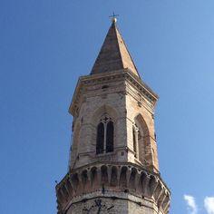 San Pietro, un capolavoro. Cose da fare:  clonare frate Martino, un mito. #Perugia2019  foto di @egyzia