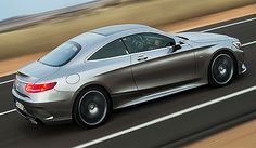 2015 Mercedes-Benz S-Class Coupe  The Grand Master1